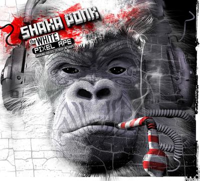 The White Pixel Ape de Shaka Ponk -- 30/07/14