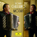 Mozart de Richard Galliano