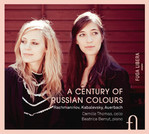 A century of Russian colours de Camille Thomas et Beatrice Berrut