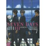 Seven days, tome 1 & 2