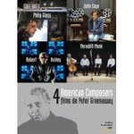 DVD de la semaine, Peter Greenaway�: Four american composers -- 18/06/08