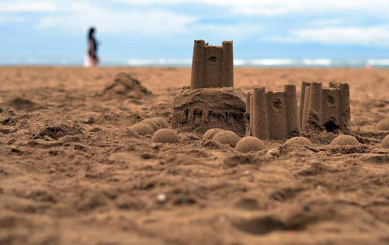 Everitouthèque fait des Châteaux de sable jusqu'au 21 août