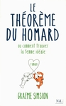 Le Th�or�me du homard ou comment trouver la femme id�ale de  Graeme Simsion -- 09/06/14