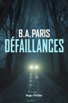 Défaillances de B.A. Paris -- 12/03/18