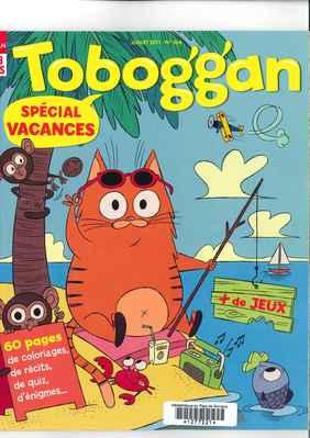 Toboggan  juillet 2011 / revue